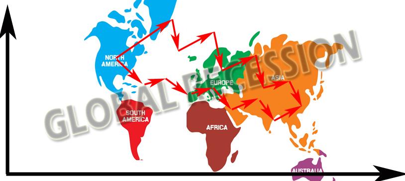 World Economy Global Recession