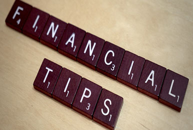 Top Ten Financial Tips