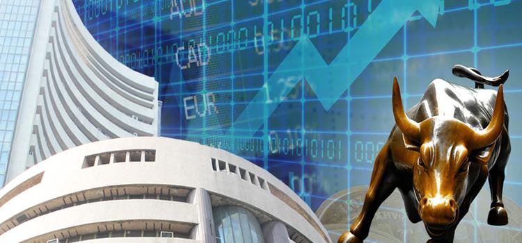 सेंसेक्स 72 अंक गिरकर 34771 पर बंद, रियल्टी शेयर्स में मुनाफावसूली