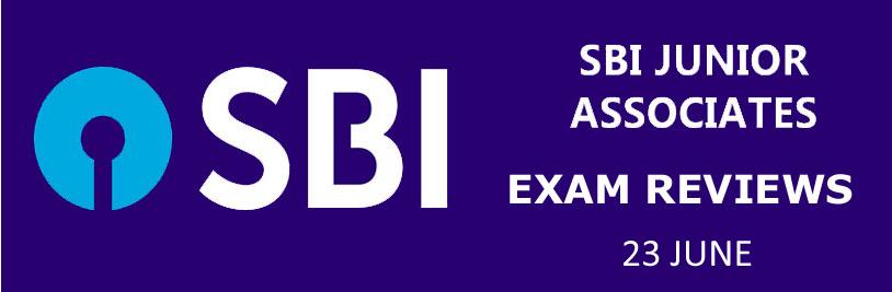 sbi reviews 23 june