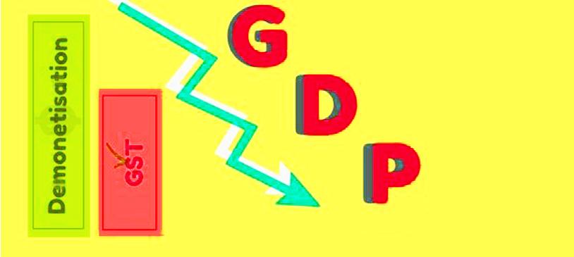 Demonetization and GST