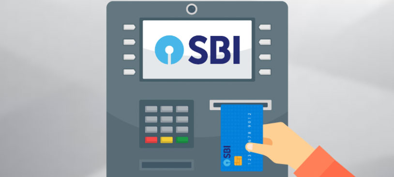 Activate SBI ATM