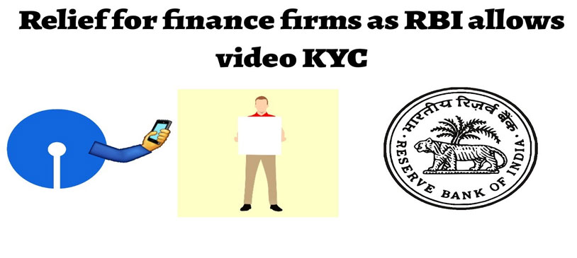 RBI Allows Video KYC