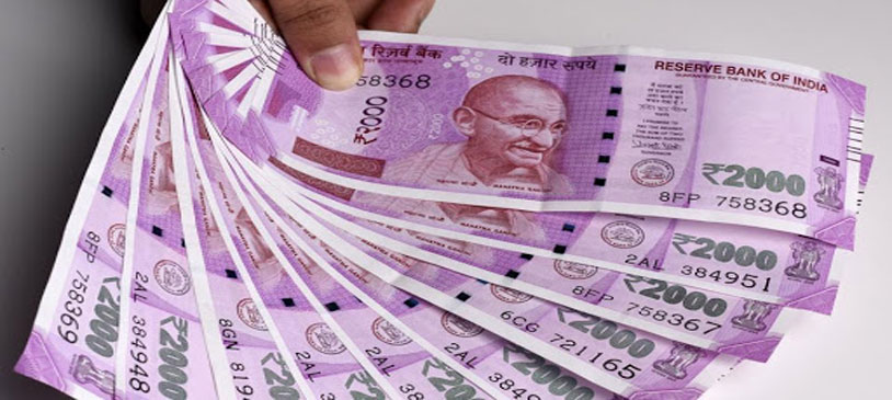 Indian Bank Stops Rs 2,000 notes