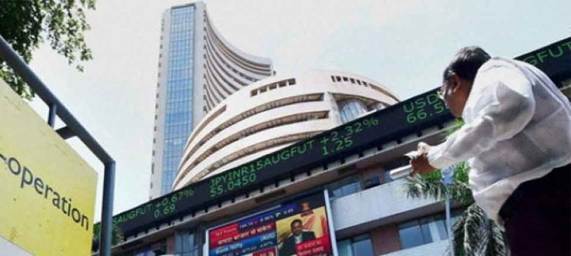 Sensex Rises Over 100 Points